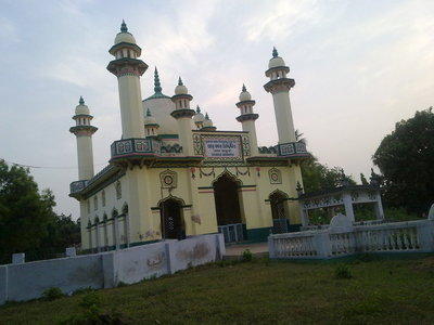 Mazaar Sharif At Furfura Sharif